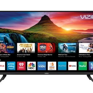 "VIZIO D40F-G9 - 40"" Class (39.5"" viewable) - D-Series LED TV"