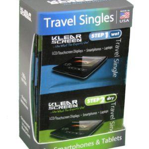 Klear Screen Travel Singles Kit (12)