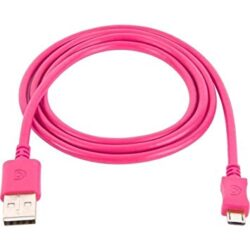 Griffin USB to Micro USB Charge-Sync Cable 3ft - Pink