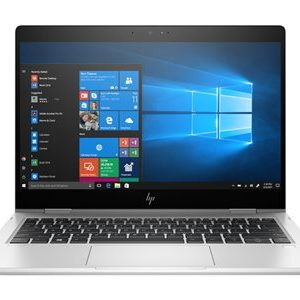 HP EliteBook x360 830 G6 - Flip design